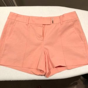 Theory Salmon Shorts